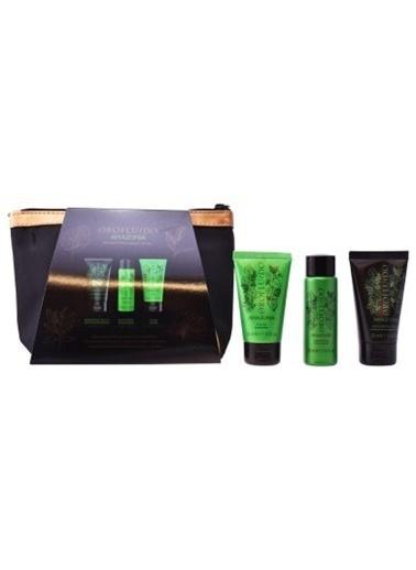 Revlon Revlon Orofluıdo Amazonia Balm 35 Ml + Şampuan 50 Ml + Maske 40 Ml Renksiz